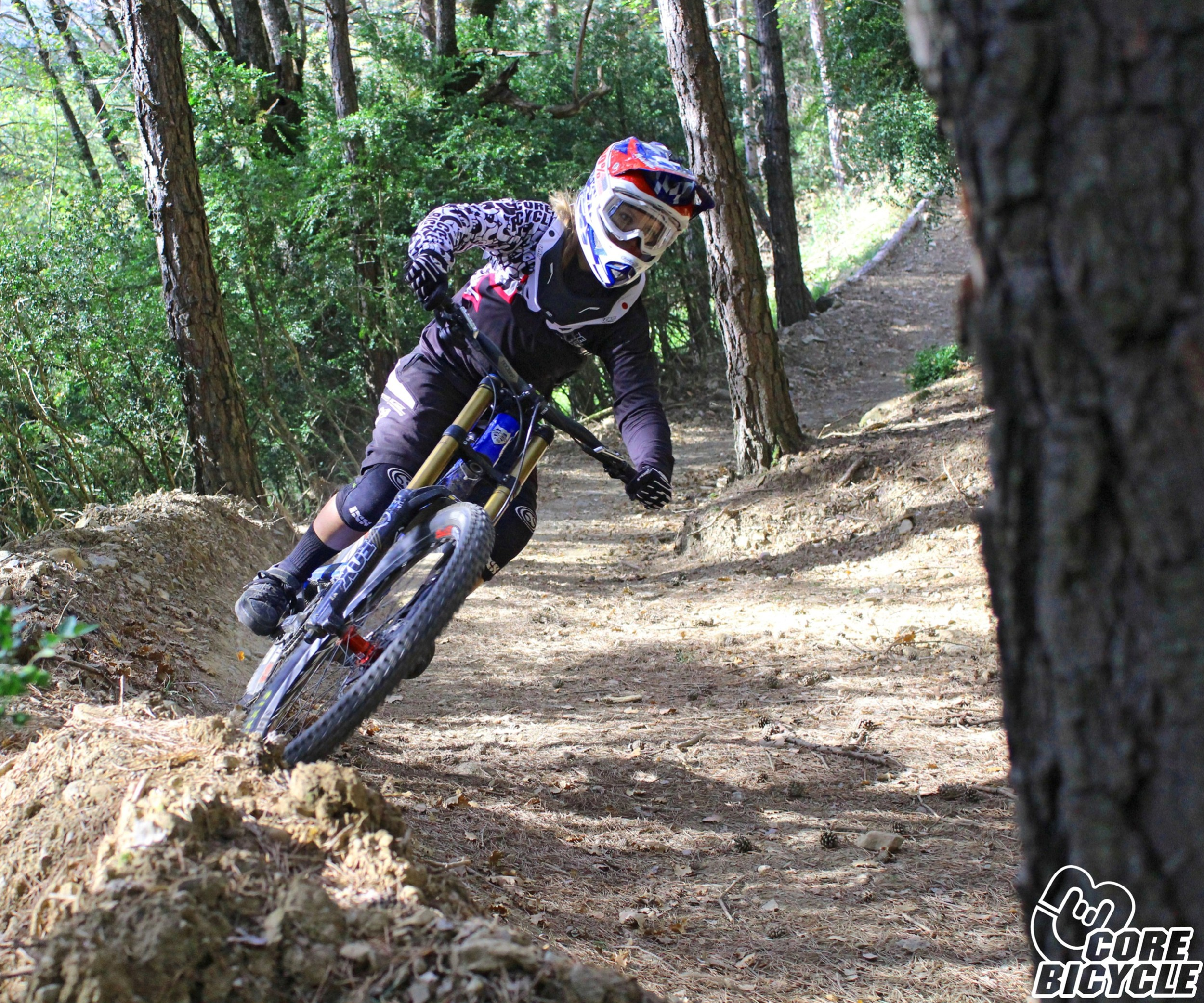 tracks de enduro y descenso en Biescas