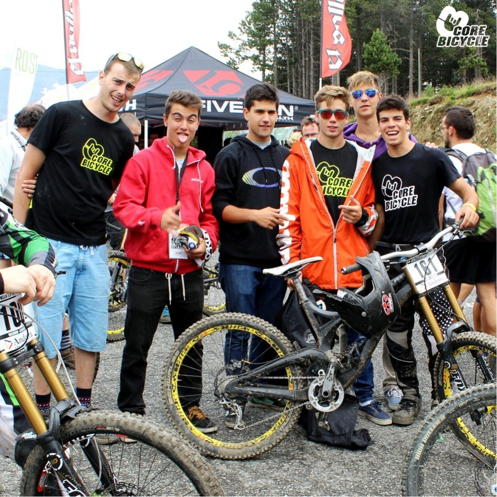 CoreBicycle Vallnord BikePark Downhill - enduro bicycle bike park
