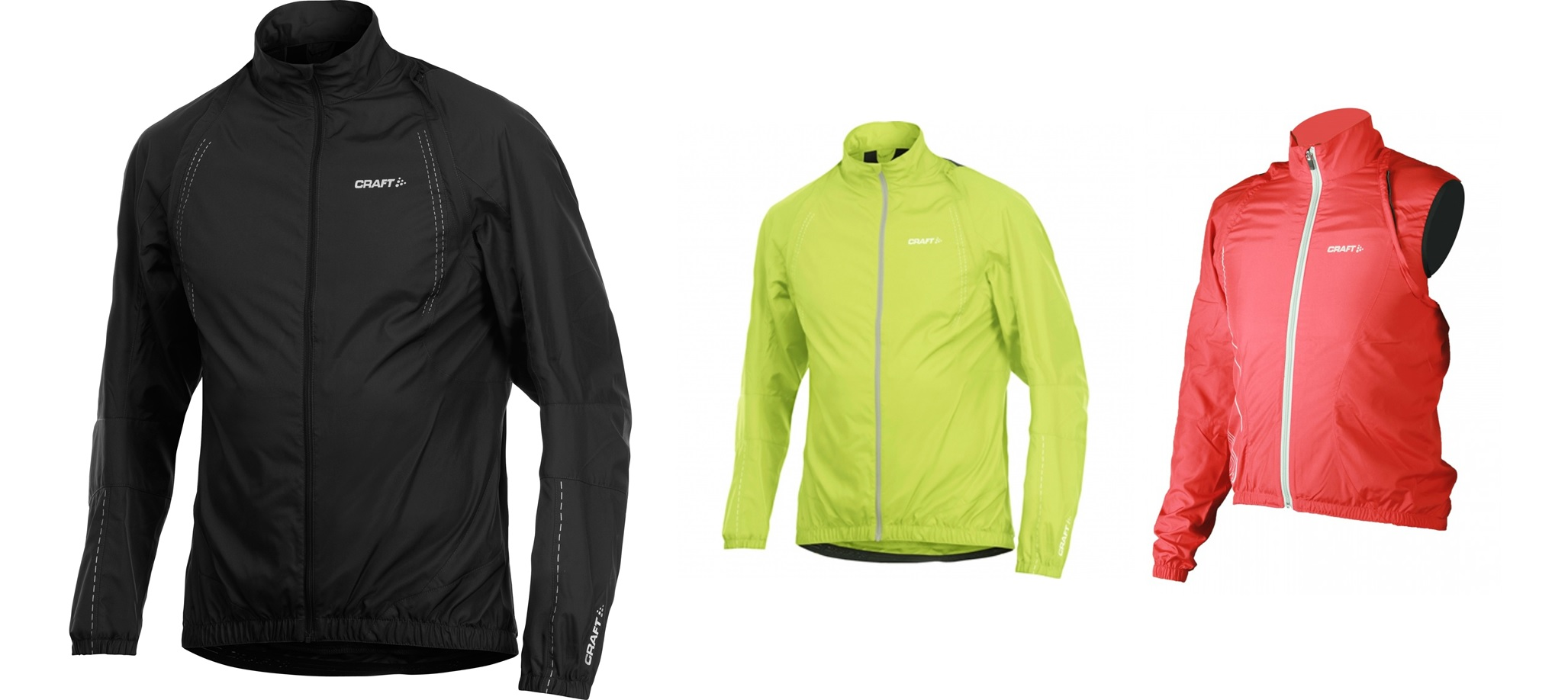 Chaqueta de MTB convertible Craft Active Convert