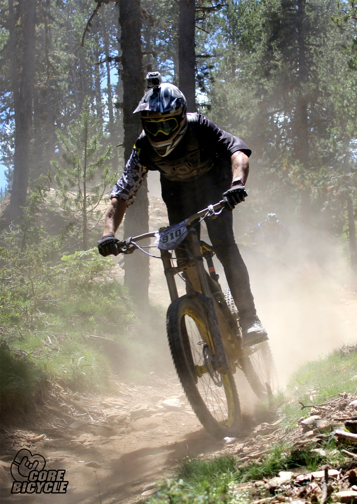 Vallnord BikePark Downhill - enduro bicycle bike park