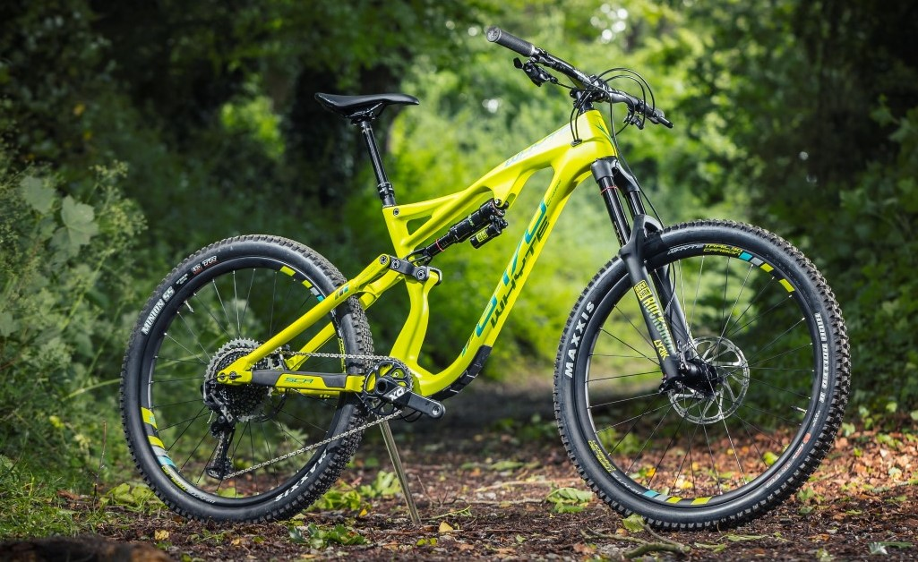 bicicleta enduro whyte bike gravity G-170