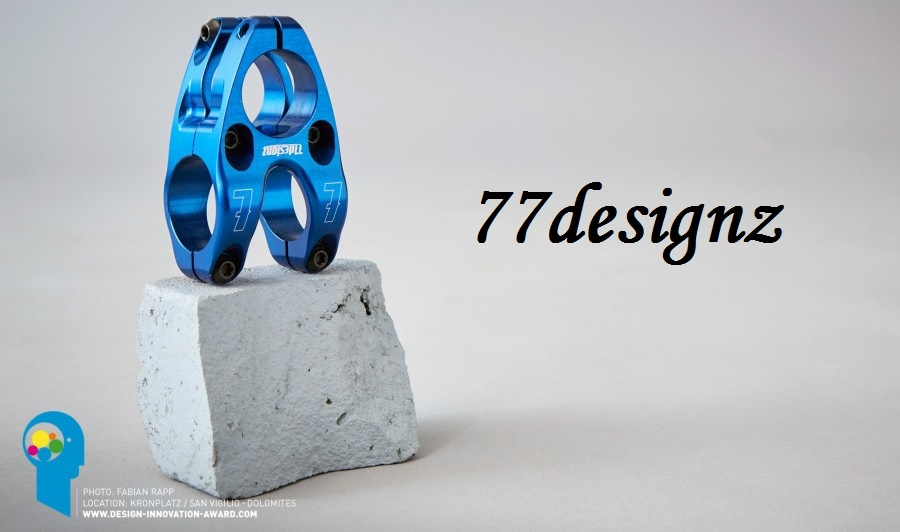 Nueva potencia 77DESIGNZ - Ganadora del Design Innovation Award 2017
