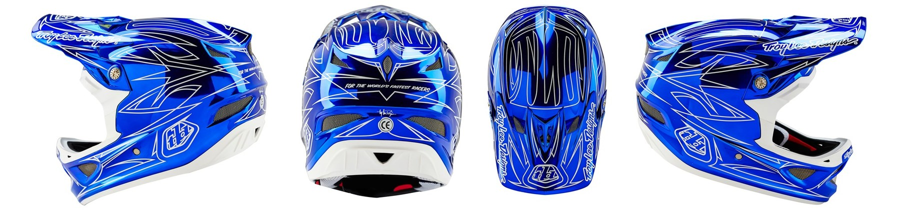 Troy Lee Designs D3 PINSTRIPE II