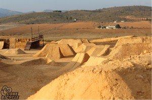 CoreBicycle Moon Light Bike Park, Yecla, Murcia, España, Spain
