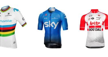 ¿Qué equipaciones oficiales de ciclismo te parecen más atractivas?