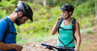 ¿Cómo podemos hidratarnos en nuestras sesiones de ciclismo?