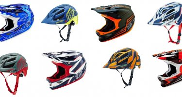 The 10 most valued and most seen helmets mtb troy lee designs in 2016